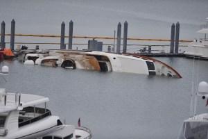 Marc Anthony's Yacht