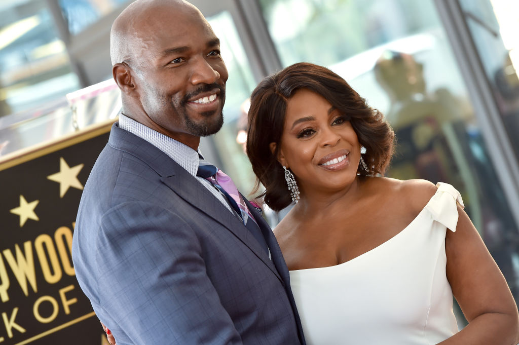 Niecy Nash Honored With Star On The Hollywood Walk Of Fame