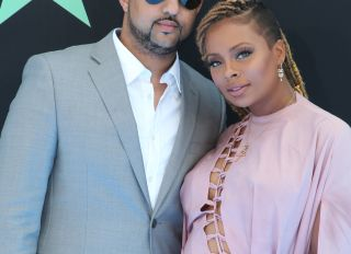 Eva Marcille and Husband Michael Sterling