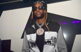 2chainz in the club in Atlanta