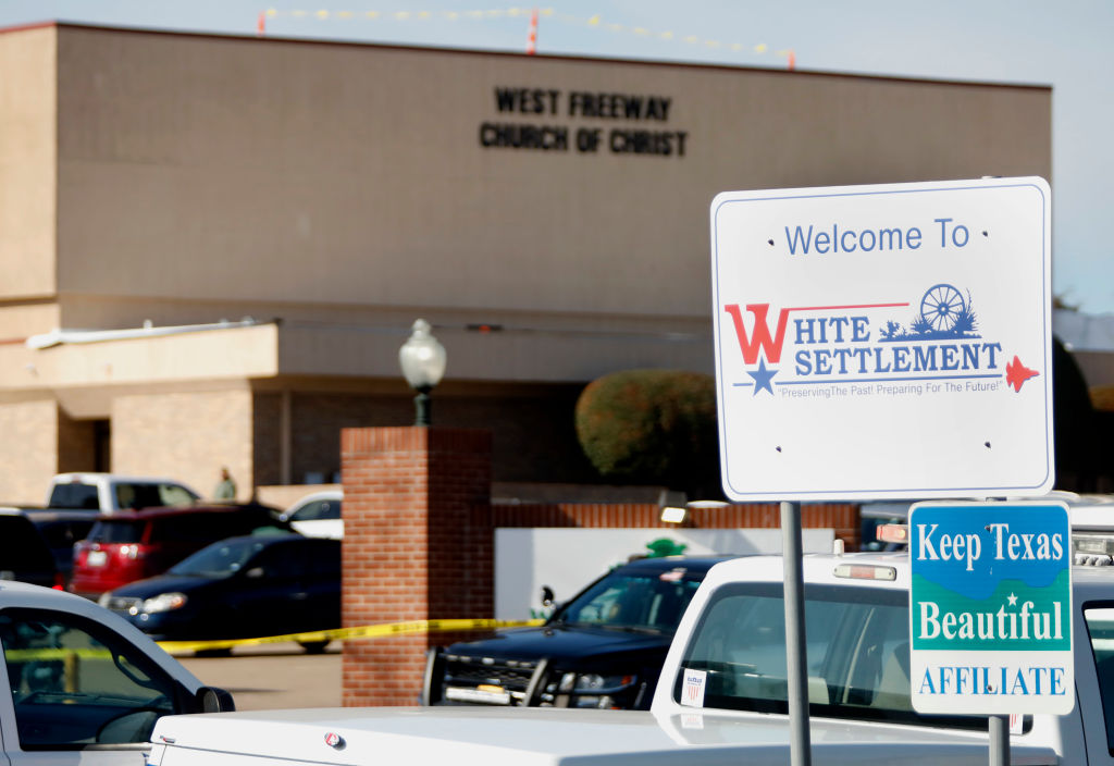 Two Killed And One Injured In Texas Church Shooting