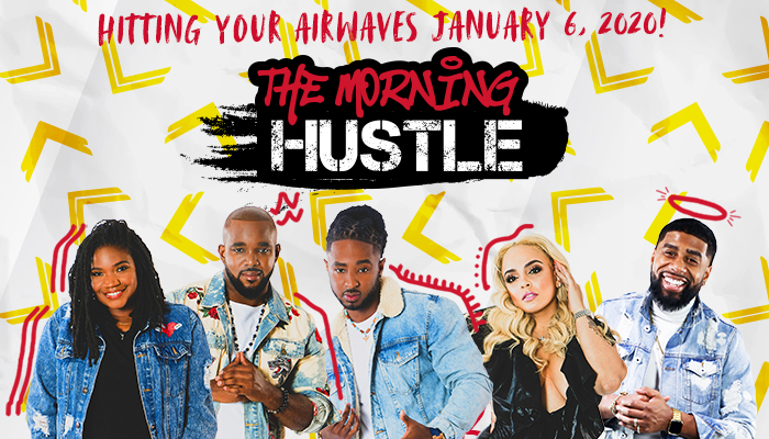 The Morning Hustle Urban 1 Radio Show