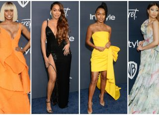 InStyle & Warner Bros. Golden Globes Afterparty