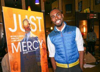 Just Mercy Atlanta Screening