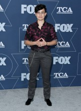 Bex Taylor-Klaus attends Fox Winter TCA All Star Party