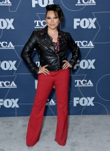 Tisha Campbell attends Fox Winter TCA All Star Party