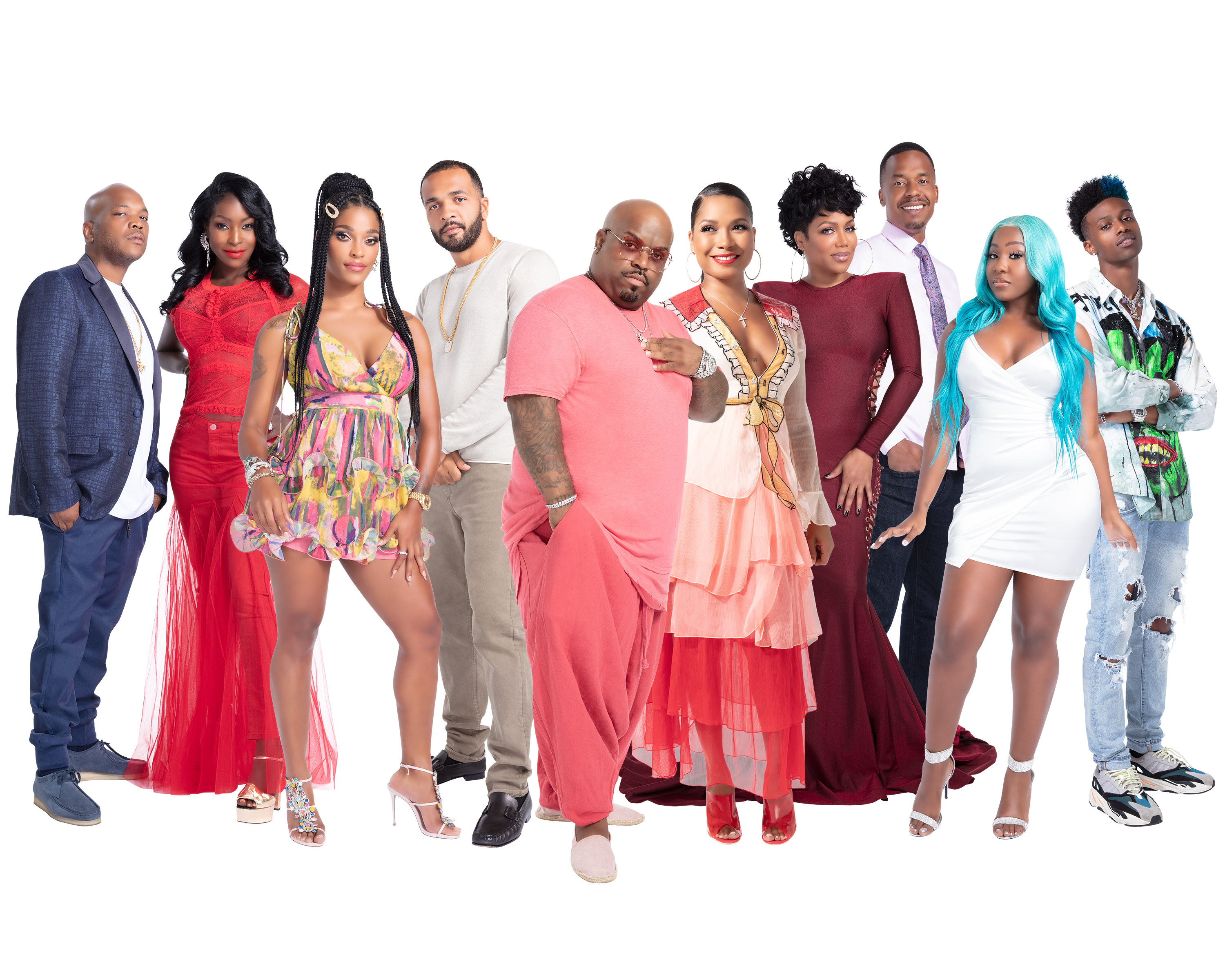 Marriage Boot Camp Hip Hop Edition