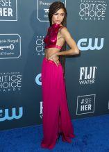 Zendaya Coleman Critics Choice Awards