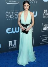 Lucy Hale Critics Choice Awards