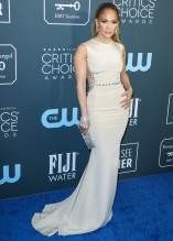 Jennifer Lopez Critics Choice Awards