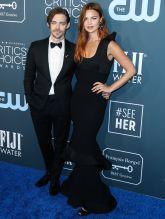 Tom Payne Jennifer Ackerman 25th Annual Critic's Choice Awards