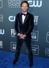 Walton Goggins 25th Annual Critic's Choice Awards