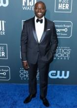 Taye Diggs 25th Annual Critic's Choice Awards