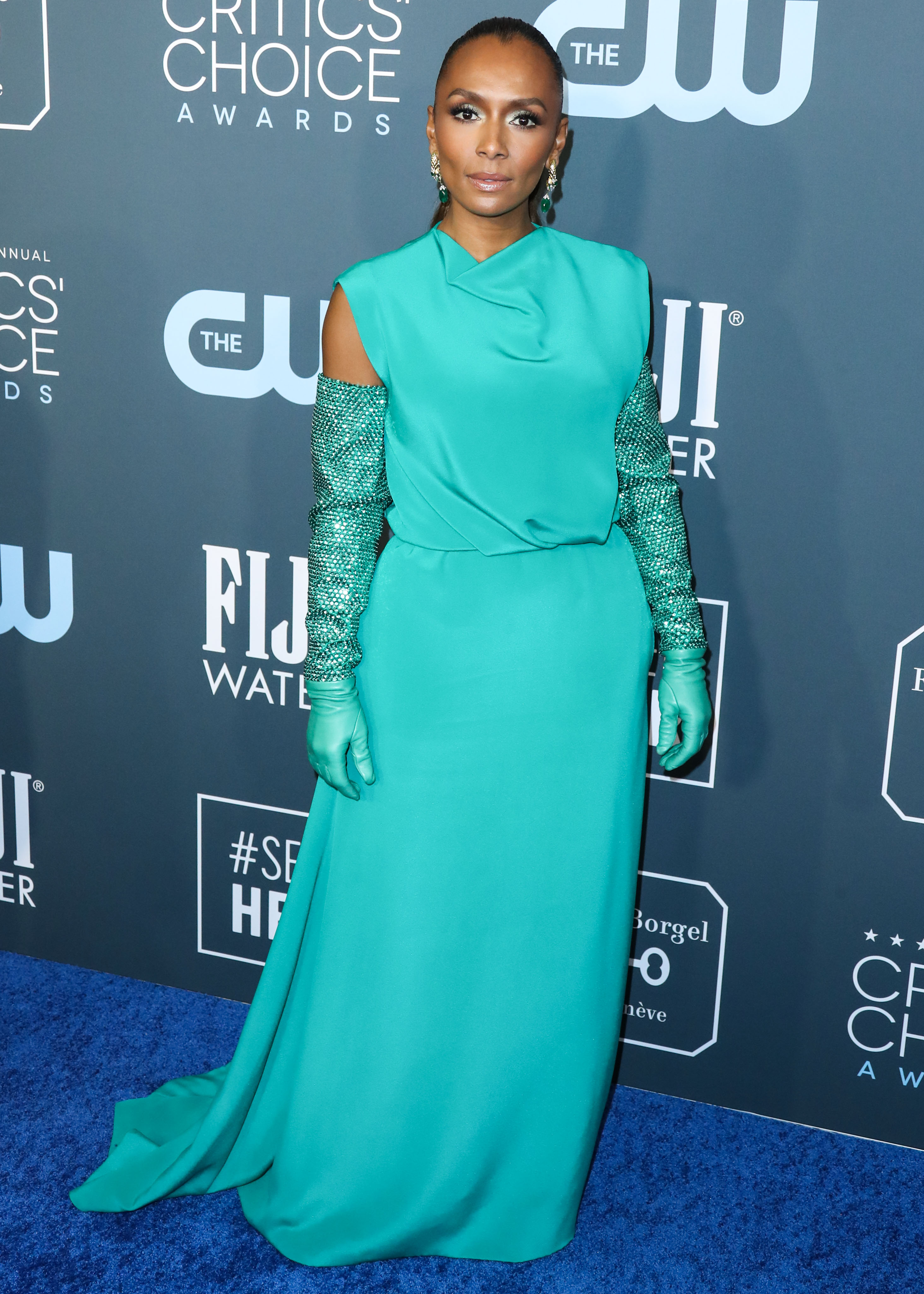 Janet Mock 25th Annual Critic's Choice Awards