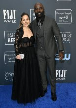 Mike Colter 25th Annual Critic's Choice Awards