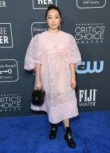 Lulu Wang 25th Annual Critic's Choice Awards