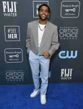 Jharrel Jerome 25th Annual Critic's Choice Awards