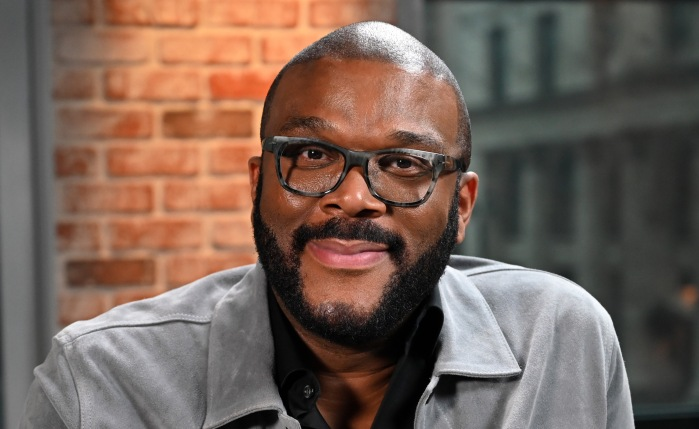 Tyler Perry Visits LinkedIn