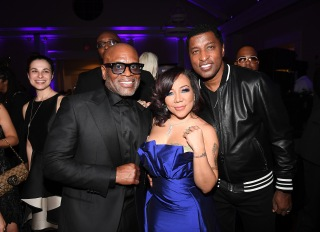 L.A. Reid, Tiny, Babyface, YouTube Music 2020 Leaders & Legends Ball