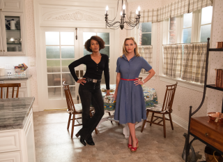 Hulu Little Fires Everywhere series stars Reese Witherspoon and Kerry Washington