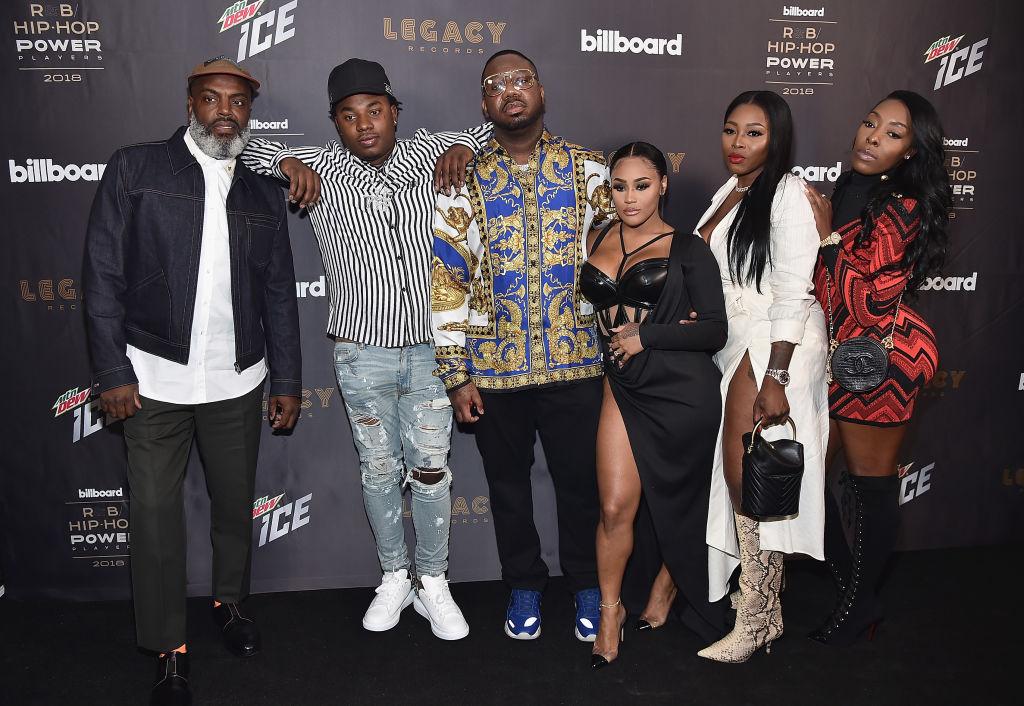 Billboard 2018 R&B Hip-Hop Power Players