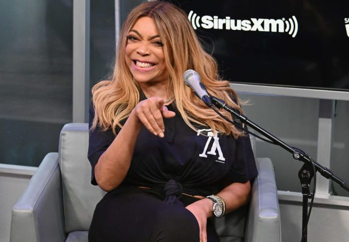 "Wendy Williams Promotes Her ""Wendy Williams & Friends For The Record Tour"" During An Event For SiriusXM's The Karen Hunter Show"