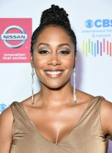 Simone Missick The African American Film Critics Association's 11th Annual AAFCA Awards held at Taglyan Cultural Complex
