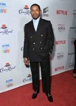 Kelvin Harrison Jr. The African American Film Critics Association's 11th Annual AAFCA Awards held at Taglyan Cultural Complex