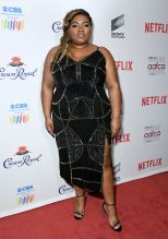 Da'Vine Joy Randolph The African American Film Critics Association's 11th Annual AAFCA Awards held at Taglyan Cultural Complex