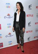 Jasmin Savoy Brown The African American Film Critics Association's 11th Annual AAFCA Awards held at Taglyan Cultural Complex