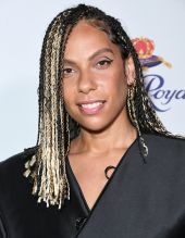 Melina Matsoukas The African American Film Critics Association's 11th Annual AAFCA Awards held at Taglyan Cultural Complex