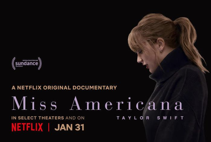 Miss Americana poster