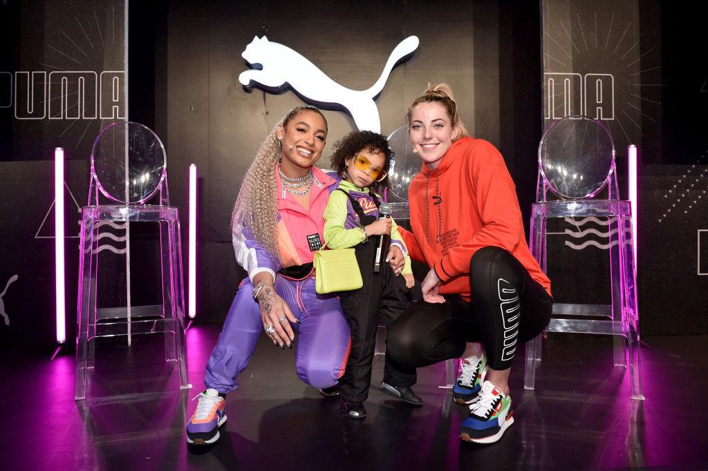 Puma Women's Spring 2020 Launch Event