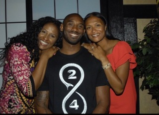 Kobe Bryant, Bryant Family Exclusive Family Pictures