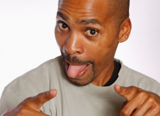 Comedian Portraits And Performances At The Ice House Comedy Club