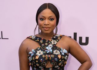 Naturi Naughton attends Essence Black Women In Hollywood