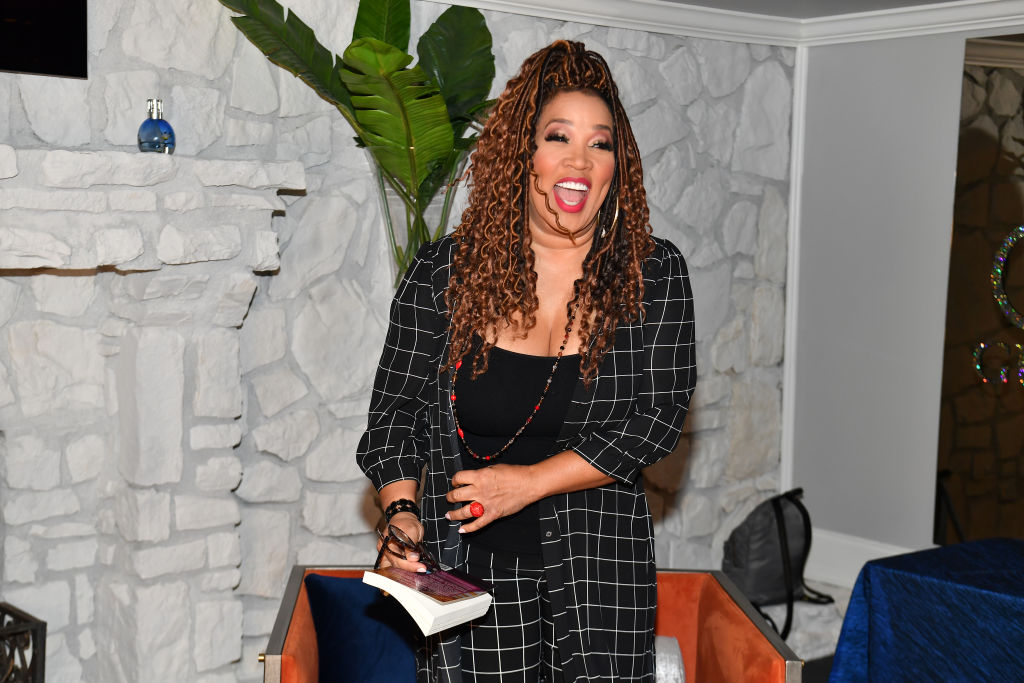 """Kym Whitley Promotes Her New Book """"The Delusion of Cinderella"""""""
