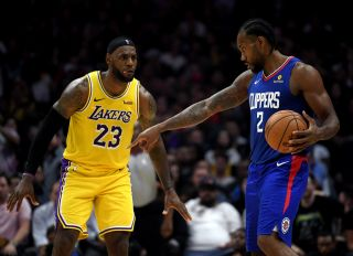 Lebron And The Lakers Vs Kawhi And The Clippers