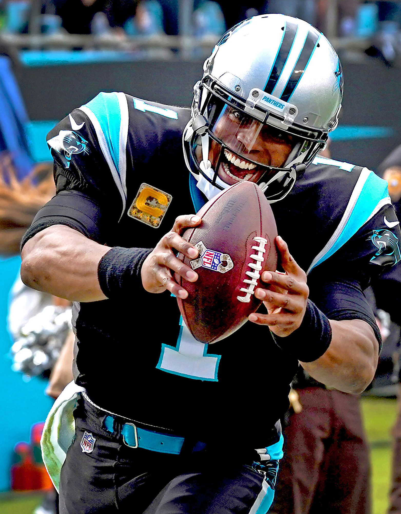 Pantehrs owner David Tepper is leaving the door open for Cam Newton to return in 2020