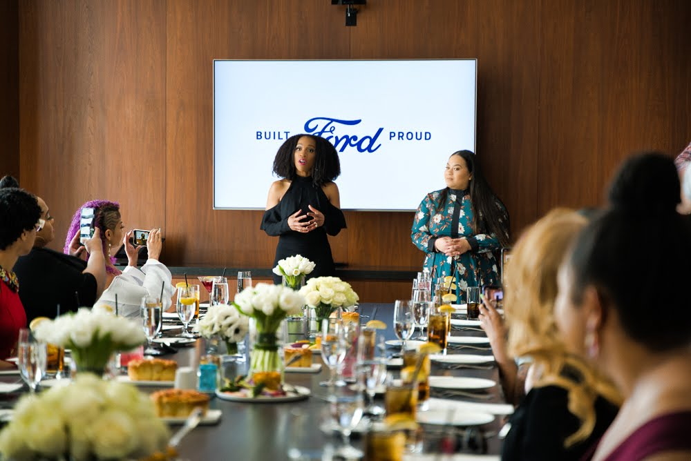 Ford Media Luncheon