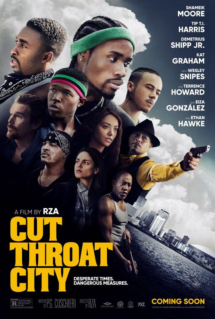 Cut Throat City assets
