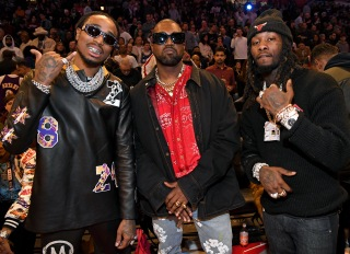 Kanye West, Quavo, Offset All Star 2020