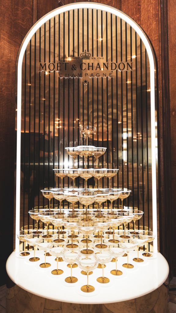 Moët & Chandon's 'Nectar of the Culture' campaign