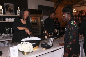 Hennessy Black History Month Dinner