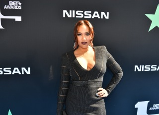 Ayesha Curry On The Red Carpet