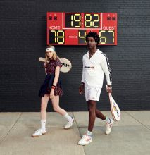 SAINt JHN featured in Ellesse SS20 Collection