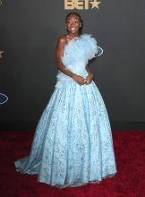 Shahadi Wright at The 51st NAACP Image Awards