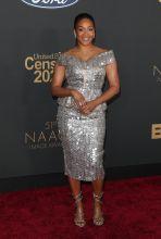 Tiffany Haddish at The 51st NAACP Image Awards