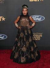 Tichina Arnold at The 51st NAACP Image Awards