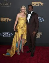 Harold and Brittany Perrineau The 51st NAACP Image Awards
